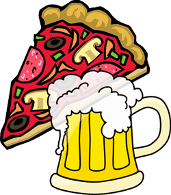 Pizza & Beer